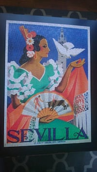 Seville 1000-piece jigsaw puzzle  Mississauga