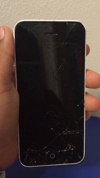 cracked space gray iPhone 6 Milwaukee, 53222
