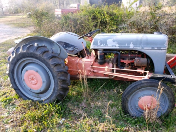 9n Ford Tractor >> 1944 9n Ford Tractor