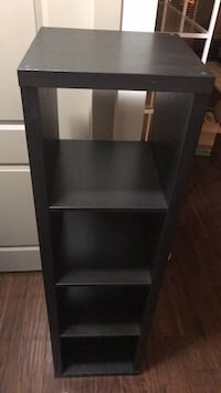 4 shelf storage - Black/Wood Beltsville, 20705