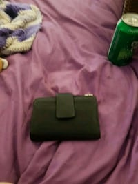 Woman's black wallet Edmonton, T5S 1T5