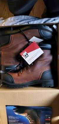 brand new Kodiak  boots Cambridge, N3C 4G3