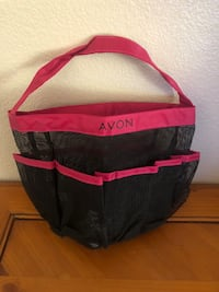 Blk and pink Avon net caddy Paso Robles, 93446