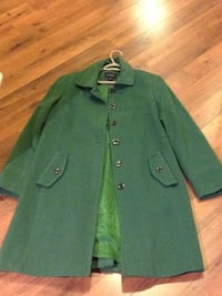 Lands End coat in Green size 12 Brampton, L6W 2A9