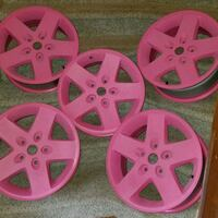 PINK FROSTED JEEP RIMS Woodbridge, 22191