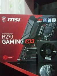 Msi H270 Gaming 1151 Pin Ddr4 2400 mhz Ankara