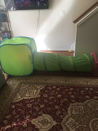 Ikea tent and tunnel both for $10 Woodbridge, 22191