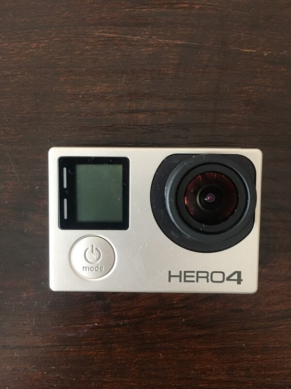 GoPro HERO4 + accessories 695369bf-6097-4933-bd0d-3f4faa7a915c