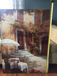 Painting canvas art Harpers Ferry, 25425