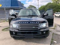 2009 Land Rover Range Rover Sport Supercharged Detroit