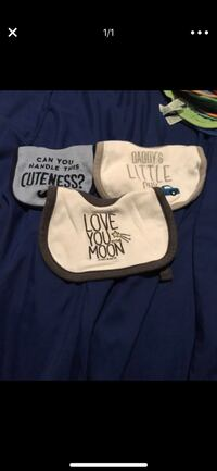 Baby bibs each $5 Silver Spring, 20902