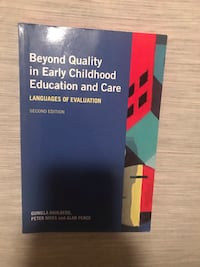 Beyond Quality in Early Childhood Education and Care Vaughan, L6A
