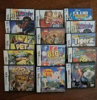 Nintendo DS Games Lomita, 90717