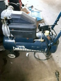 blue and black air compressor Grand Valley, L0N 1G0