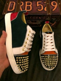 Sneakers - Christian Louboutins - Lou Spikes Victorville