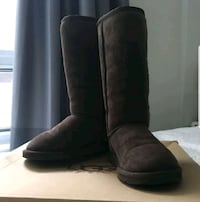 Authentic UGG Brown Tall Size 7 North York, M3K 2C1