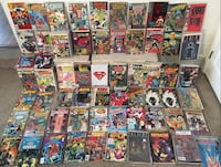 600 comic books Cheverly, 20785