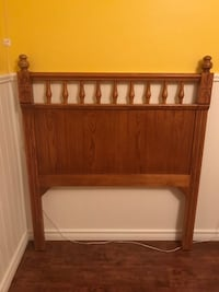 Single headboard and matching dresser  North Middlesex, N0M