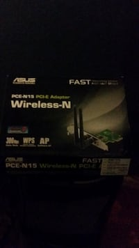 Dual band Asus wireless card London