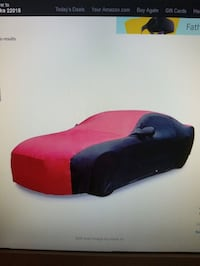 Car cover - never used (fits 2013 Mustang) OBO