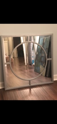 """Square mirrors 30""""x30"""" Brentwood"""