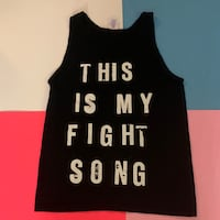 Original fight song merch