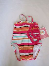 Baby Girls Circo Swimsuit For 18 - 23 Lbs