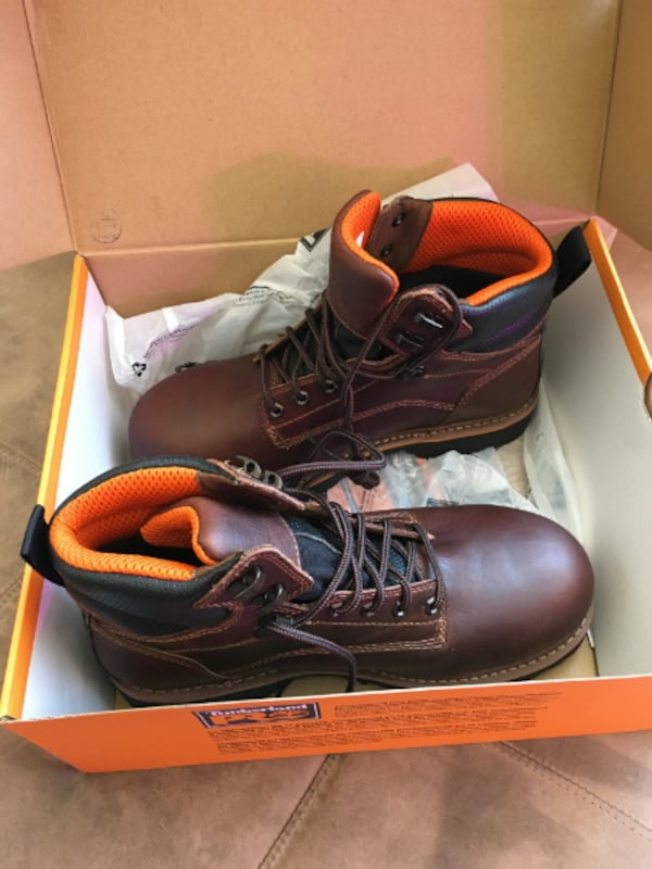 NEW Timberland PRO Work Boots - Size 9 abd4abf0-dd60-4013-b8c6-8dcf4263f4e6