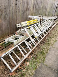 Extension ladders Washington, 07882