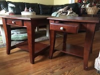 Matching end tables Hagerstown, 21740