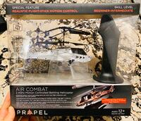 Propel Air Combat Helicopter Toy - Great Gift Toronto, M1P 4V9