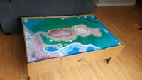 Imaginarium train table Kitchener, N2E 3E5