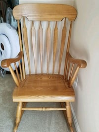 S. Bent and Brothers Rocking chair
