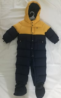 Ralph lauren 18 month (runs like 24 m) toddler snowsuit Toronto, M5V 1B4