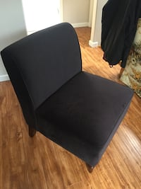 Single seater black chair Vancouver, V5W 3P3