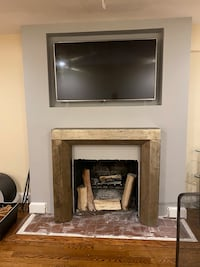 Fireplace mantle shelf gold Chevy Chase, 20815