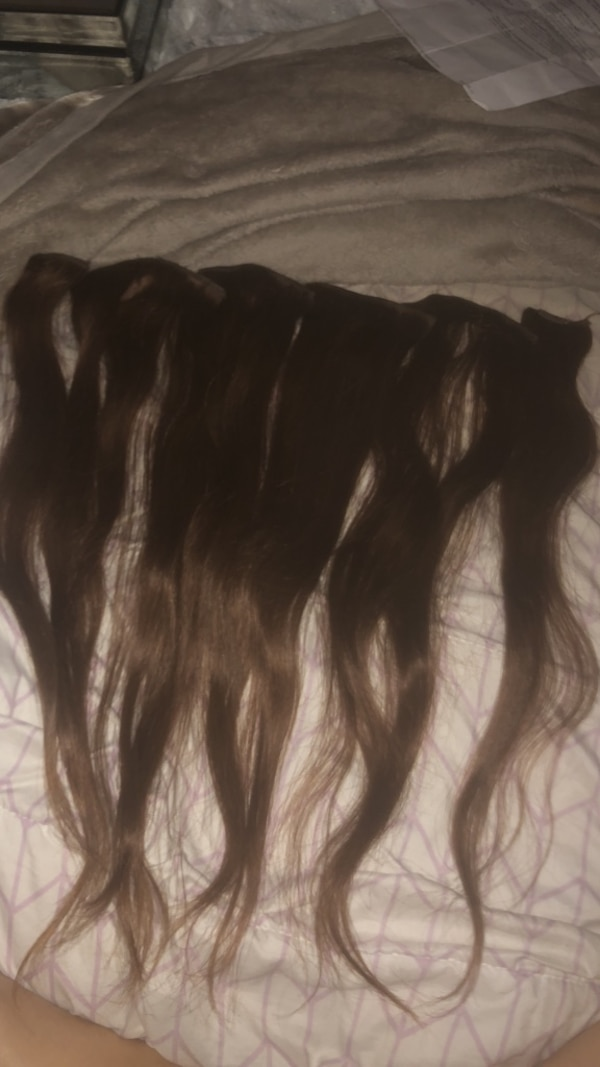 Used Brown Luxy Hair Extensions For Sale In Surrey Letgo