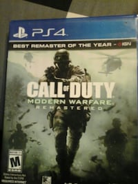 Call of duty modern warfare remastered and black ops 3