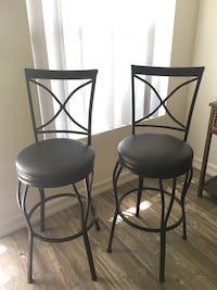 Bar stools set of 2 San Diego, 92109