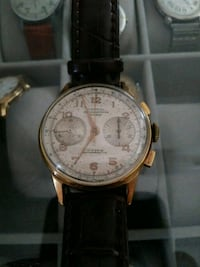 Rare Vintage swiss chronograph watch Sterling Heights, 48312