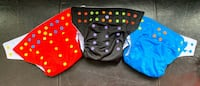 3 cloth diapers (brand new) Mississauga, L5C