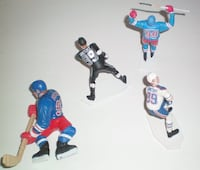 Wayne Gretzky Set Of Figures 1998 NHLP London