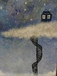 Doctor who painting  La Puente, 91744
