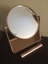New mascara & golden mirror set 32 mi