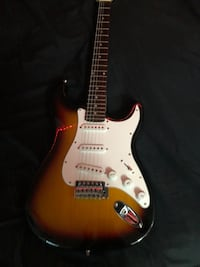 GWL electric guitar for sale with amp and accessories