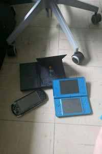 For parts, DSI XL, PSP 3000, PS2 Toronto