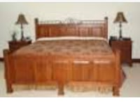 Used Keller Solid Oak King Bedroom Set For Sale In Lakeland Letgo