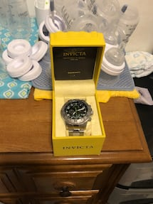 Invicta s1 rally watch