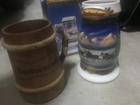 Budweiser stein  Broken Arrow, 74012