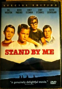 Stand By Me Special Edition DVD Phoenix, 85022